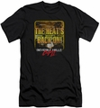 Beverly Hills Cop slim-fit t-shirt The Heats Back On mens black