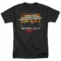 Beverly Hills Cop t-shirt Banana In My Tailpipe mens black