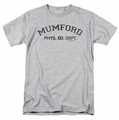 Beverly Hills Cop t-shirt Mumford mens heather