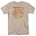 Big Brother And The Holding Company t-shirt Cheap Thrills mens Sand