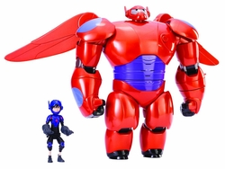 Big Hero 6 Deluxe Flying Baymax Action Figure pre-order
