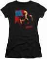 Billy Idol juniors t-shirt Rebel Yell black