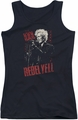 Billy Idol juniors tank top Brick Wall black
