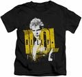 Billy Idol kids t-shirt Brash black