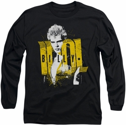 Billy Idol long-sleeved shirt Brash black