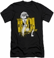 Billy Idol slim-fit t-shirt Brash mens black