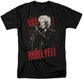Billy Idol t-shirt Brick Wall mens black