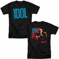 Billy Idol t shirts
