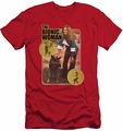 Bionic Woman slim-fit t-shirt Jamie And Max mens red