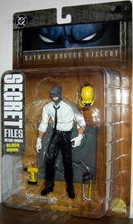 Black Mask action figure Batman Rogues Gallery