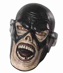 Blackest Night Flash adult deluxe mask