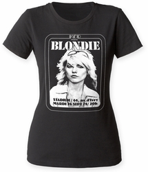 Blondie KPC Presente juniors crew black womens pre-order