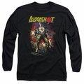 Bloodshot adult long-sleeved shirt Vintage Bloodshot black