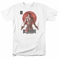 Bloodshot t-shirt Reborn mens white