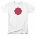 Bloodshot t-shirt Spot mens white