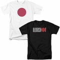 Bloodshot t-shirts