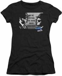 Blues Brothers juniors t-shirt Band black