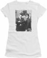 Blues Brothers juniors t-shirt Brick Wall white