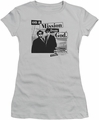 Blues Brothers juniors t-shirt Mission silver