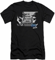 Blues Brothers slim-fit t-shirt Band mens black