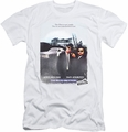 Blues Brothers slim-fit t-shirt Distressed Poster mens white