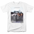 Blues Brothers t-shirt Distressed Poster mens white
