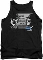 Blues Brothers tank top Band mens black