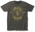 Blues Traveler Gold Seal fitted jersey tee charcoal mens pre-order