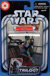 Boba Fett #14 action figure Star Wars OTC