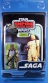 Bossk Bounty Hunter action figure Star Wars Saga Collection