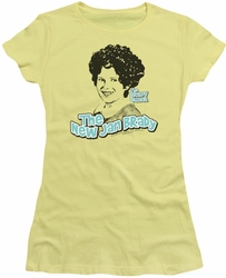 Brady Bunch juniors t-shirt The Real Jan Brady banana