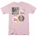 Brady Bunch t-shirt Oh My Nose! mens pink