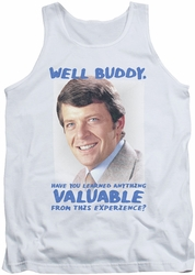 Brady Bunch tank top Buddy mens white