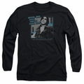 Breakfast Club adult long-sleeved shirt Bad black
