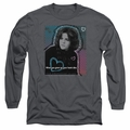 Breakfast Club adult long-sleeved shirt Heart Dies charcoal