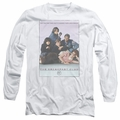 Breakfast Club adult long-sleeved shirt Poster white