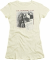 Breakfast Club juniors t-shirt Essay cream