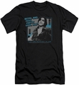 Breakfast Club slim-fit t-shirt Bad mens black