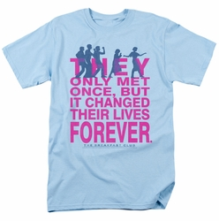 Breakfast Club t-shirt Forever mens light blue