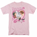 Breakfast Club t-shirt Lipstick mens pink