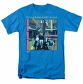 Breakfast Club t-shirt Tree mens turquoise