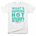 Breakfast Club t-shirt Whats Happenin mens white