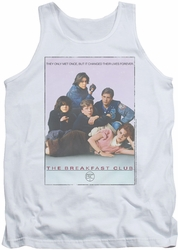 Breakfast Club tank top Bc Poster mens white