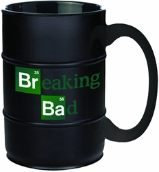 Breaking Bad Barrel Coffee Mug pre-order