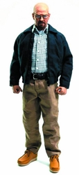 Breaking Bad Heisenberg Walter White 1/6 Scale Figure pre-order