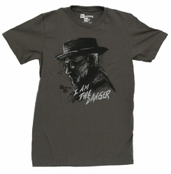 Breaking Bad t-shirt I Am Danger mens dark grey