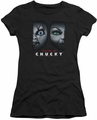 Bride of Chucky juniors t-shirt Happy Couple black