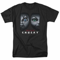 Bride Of Chucky t-shirt Happy Couple mens black