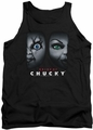 Bride Of Chucky tank top Happy Couple mens black