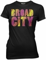Broad City Logo adult juniors t-shirt